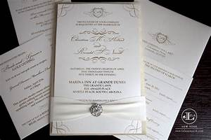 christina ronald lela new york luxury wedding With luxury wedding invitations companies