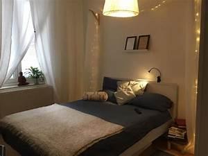 Lichterkette Im Zimmer : inspirierend lichterkette schlafzimmer design sowie schlafzimmer mit lichterkette dekorieren ~ Markanthonyermac.com Haus und Dekorationen