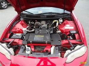 2001 Chevrolet Camaro Convertible 3 8 Liter Ohv 12