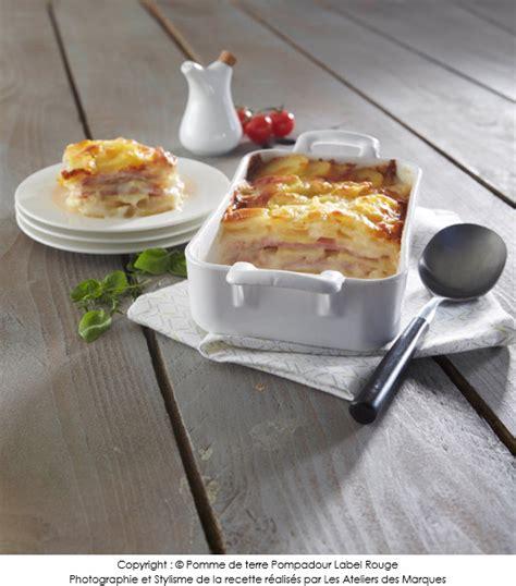 jeux de cuisine lasagne lasagne de pompadour label au jambon a vos assiettes recettes de cuisine illustr 233 es