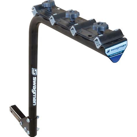 hitch bike rack swagman 4 bike hitch mount rack model 64400 northern
