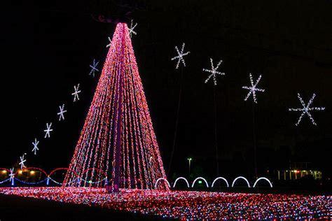 shadrack s christmas wonderland lights asheville