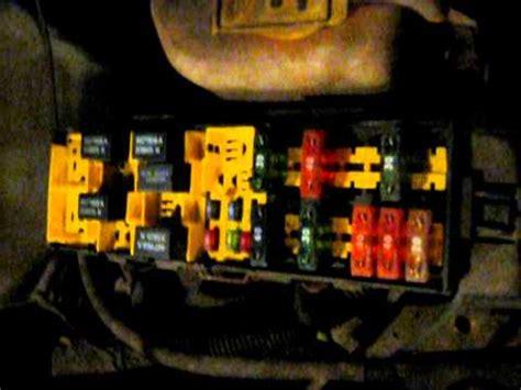 cherokee code  fuel injection fuel pump  relay