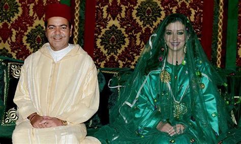 cuisine lalla fatima royal moroccan wedding prince moulay rachid marries in