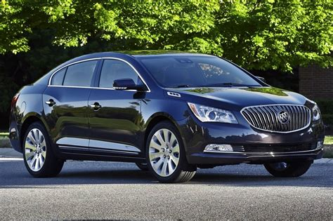 Used Buicks by Buick Lacrosse Ii 2009 2013 Sedan Outstanding Cars