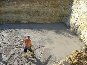 Bauen Auf Lehmboden : schlossis bauen und nun eine magerbetonschicht auf den lehmboden ~ Markanthonyermac.com Haus und Dekorationen