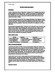 Working Experience Essay Essay Personal Experience Working Abroad  First Working Experience Essay Template
