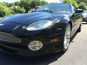 Purchase Used 2002 Aston Martin Db7 Vantage Volante
