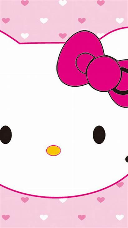 Hello Kitty Android Pink Characters Wallpapers Wallpapersafari