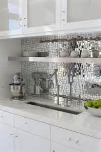 kitchens mirror tiles mimosa