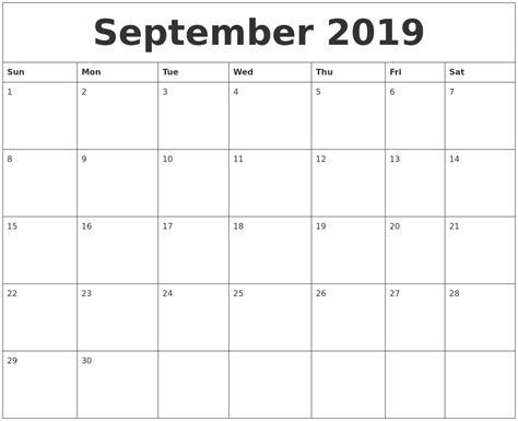 june  blank monthly calendar template