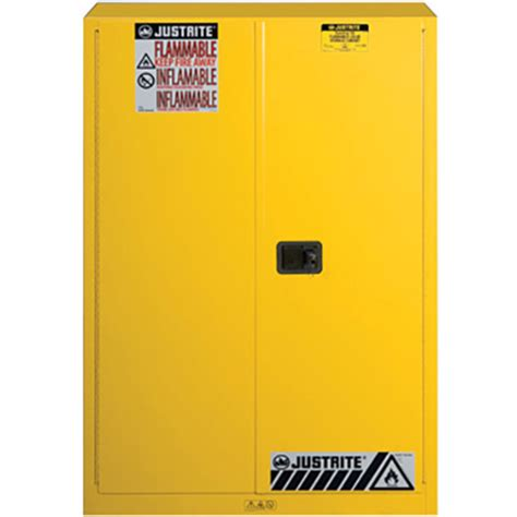 Flammable Safety Cabinets Singapore by Justrite 894500 Sure Grip Ex Flammable Safety Cabinet 45