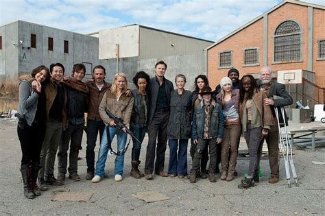 Dead soldier (uncredited) unknown episodes. Walking Dead Cast Members Who Were Meant To Die (and Didn't)