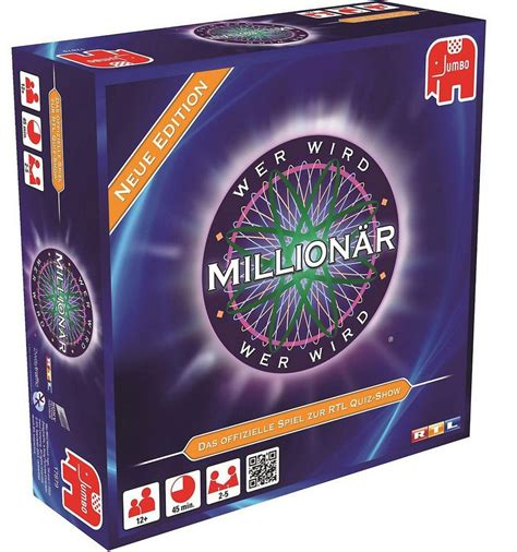 Er saß diesmal eigentlich im publikum. Jumbo Spiel, »Wer wird Millionär?« online kaufen | OTTO