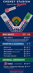 Brewers Stadium Seating Chart Ticket Box Office Information Tacoma Rainiers Tickets