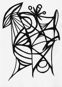 Kunst Schwarz Weiß : abstrakt schwarz weiss zeichnungen von omsurya sandra inti ruphay artmajeur ~ A.2002-acura-tl-radio.info Haus und Dekorationen