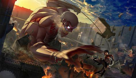 beautiful wallpaper hd shingeki  kyojin wallpaper