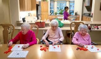 Elderly People Nursing Home
