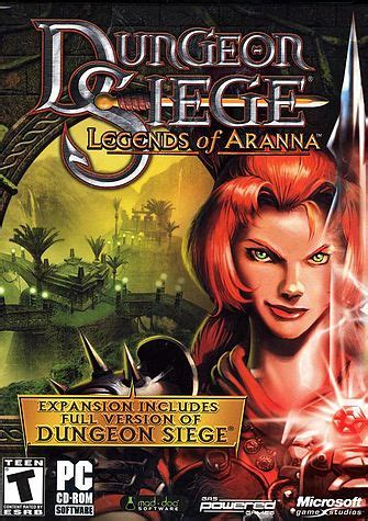 microsoft dungeon siege dungeon siege legends of aranna justrpg