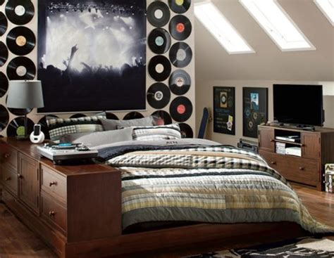cool teen bedroom ideas that will your mind 35 cool teen bedroom ideas that will blow your mind 35 | Cool musical wall on teen bedroom