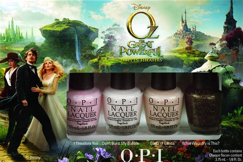 Oz, The Great And Powerful Collection Par Opi Miss
