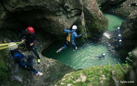 :: 3glav Adventures :: ~ AMAZING CANYONING ~ Bled, Slovenia :)