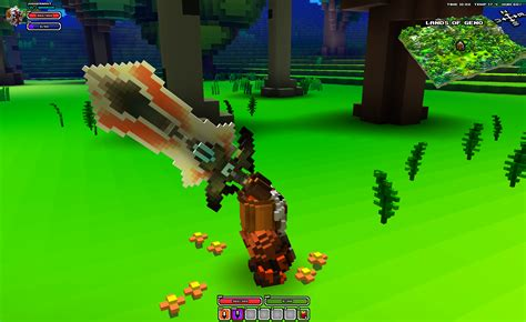 wow weapons weapons models cube world mods