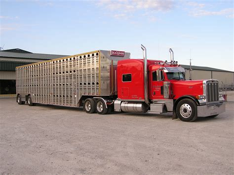 Different Kinds Of Trailers #truckertuesday