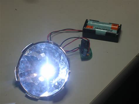 projects convert your vintage light to led power