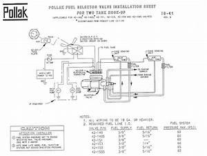 I Have A 78 K10 Silverado 4x4  The Fuel Tank Selector