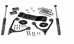 Superlift 3600 3 5 U0026quot  Lift Kit For Chevrolet Silverado 1500
