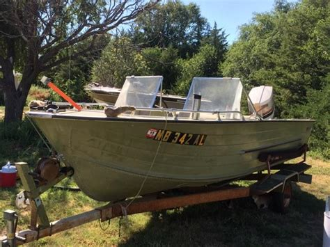 1969 Starcraft Aluminum Boat by 1969 Starcraft 16 Aluminum Boat Nex Tech Classifieds