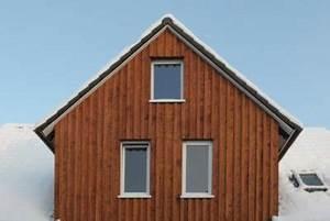 Fassade Mit Holz Verkleiden : holzverschalung an der fassade anbringen so geht 39 s ~ Lizthompson.info Haus und Dekorationen