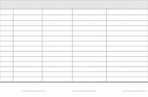 Printable Attendance Register Incoming Mail Register Template In Word And Pdf Formats