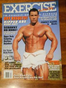 Exercise For Men Only Bodybuilding Workout Muscle Magazine 12