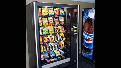 machine cuisine how to hack a vending machine free food