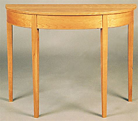 table demi lune cuisine table demi lune rabattable gagner de luespace avec cette table rabattable with table demi lune