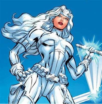 Silver Sable Marvel Villains Super Female Characters
