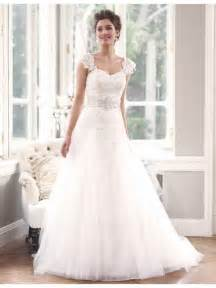 lace wedding dresses with cap sleeves fall lace sweetheart wedding dress with removable cap sleeves sang maestro