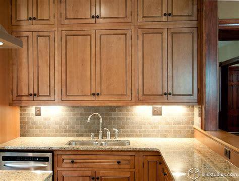 raised panel maple cabinets  antique glazing grey