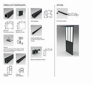 Porte D Intérieur Sur Mesure : porte verri re d 39 int rieur sur mesure achat optima ~ Melissatoandfro.com Idées de Décoration