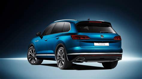 Volkswagen Car :  Techy Flagship Suv Revealed In Beijing
