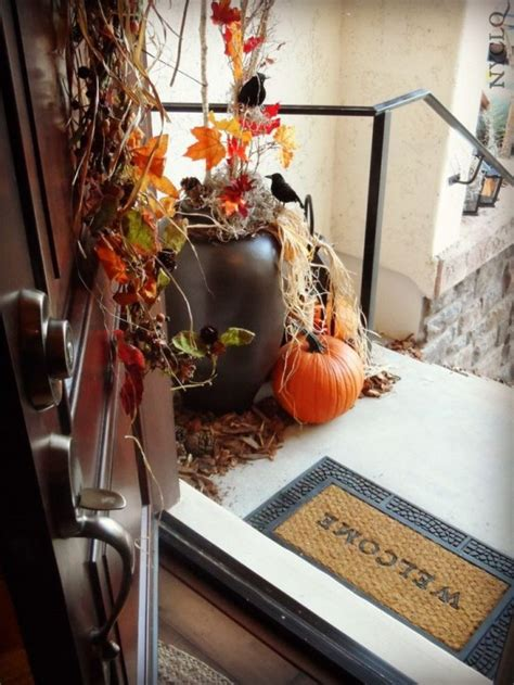 cozy rustic halloween decor ideas digsdigs
