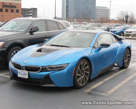 Bmw I8 Spotted In Tysons Corner, Virginia On 12242016