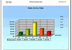 Excel Chart Template 456