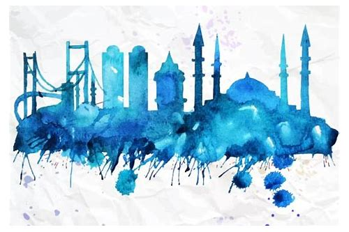 istanbul vector free download
