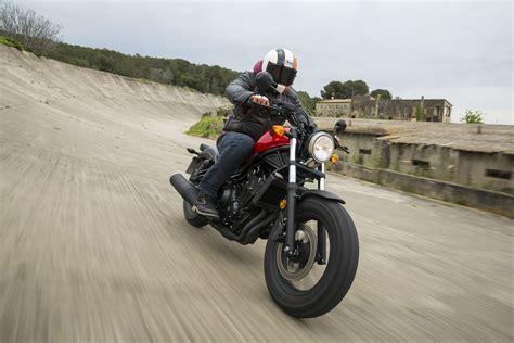 Review Honda Cmx500 Rebel by Ride Honda Cmx500 Rebel Review Visordown