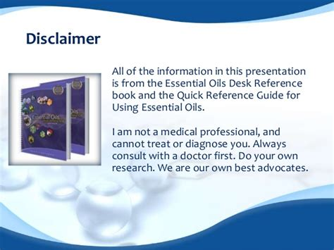 Essential Oils Desk Reference Special 3rd Edition by Introduction To Essential Oils
