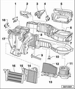 Skoda Workshop Manuals  U0026gt  Yeti  U0026gt  Heating  Ventilation  Air