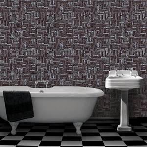 Voděodolné tapety do koupelny